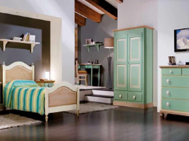 Paturi si dormitoare complete
