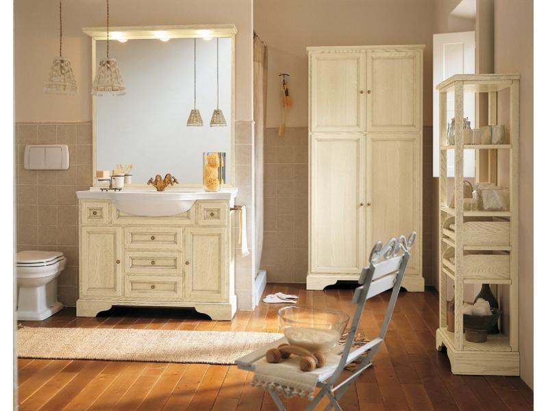Cum sa iti transformi baia intr-un adevarat SPA, cu mobila din lemn masiv?