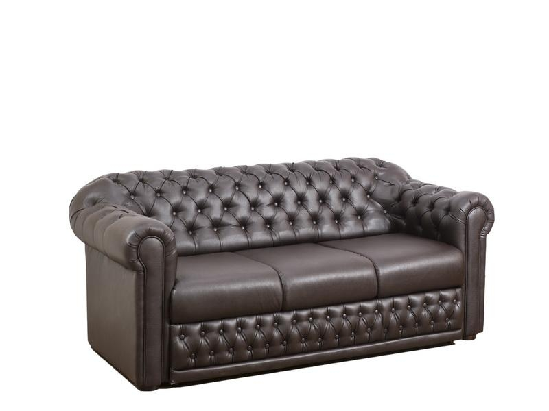 O scurta istorie a canapelei din piele Chesterfield