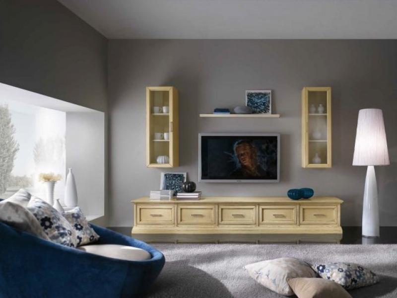 Top 3 motive pentru care sa alegi mobila living din lemn masiv