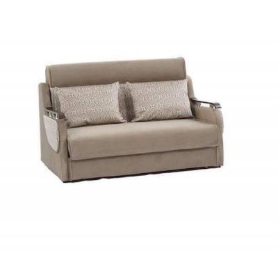 Canapea extensibila 2 locuri, Nora, culoarea Bej