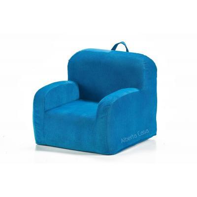Fotoliu pentru copii Comfy Chair, albastru