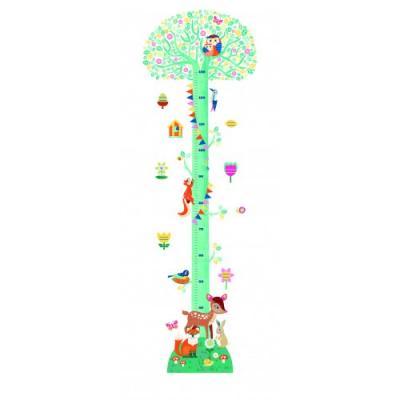 Copacul vesel- Abțibild măsurătoare