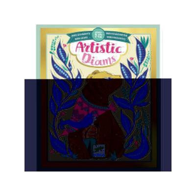 Atelier Djeco cu margele, Animale mistice
