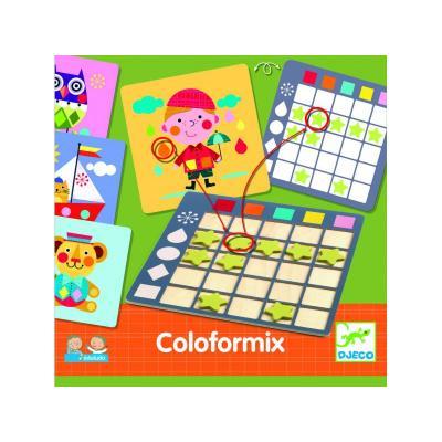 Coloformix - joc educativ Djeco