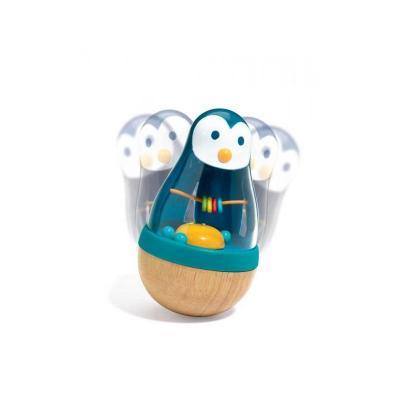 Pinguinul Roly Pingui Djeco