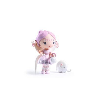 Printesa roz, Elfe si Bolero