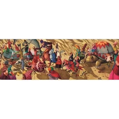 Puzzle Djeco Parada fantastica