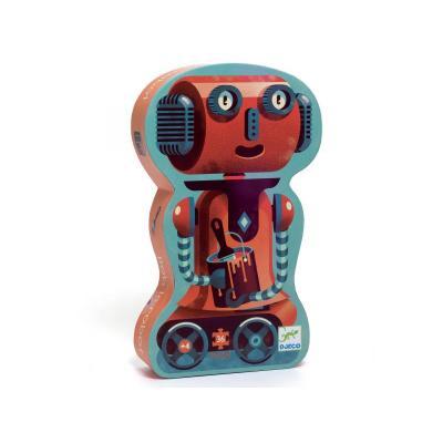 Puzzle Djeco - Robotul Bob